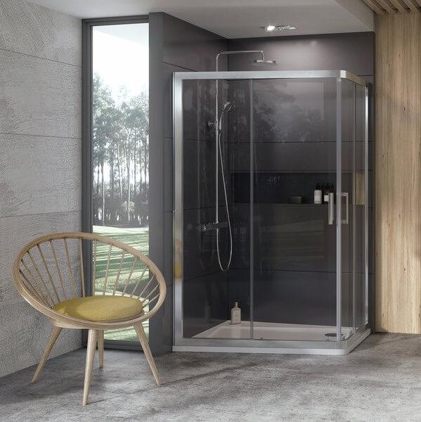 3+3 tipp, hogyan telepítsd helyesen zuhanytálcádat