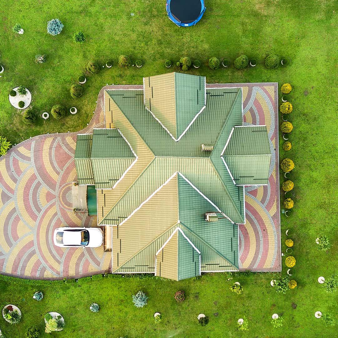 A tetőfajtákról egyszerűen