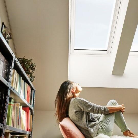 Most cseréljen tetőablakot és töltse meg tetőterét természetes fénnyel!