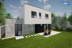 KÖRÖS ház/nettó alapterület (földszint+emelet): 149,61 m2